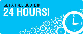 Get a FREE Quote in 24 Hours!