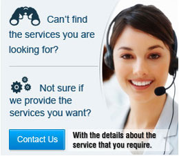 Can't find the service you are looking for?