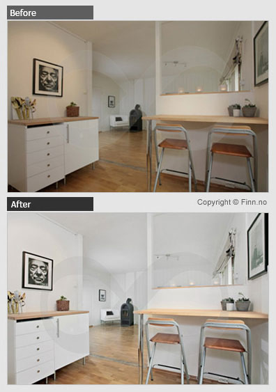 Real Estate Photo Enhancement Services